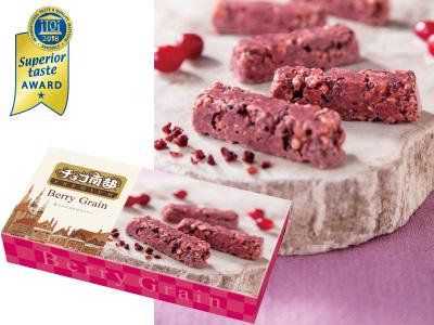 Berry Grain (ベリー・グレイン) 3個入り